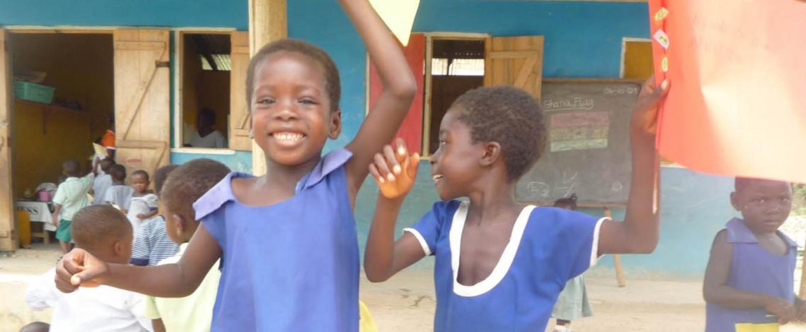 Laura M in Ghana
